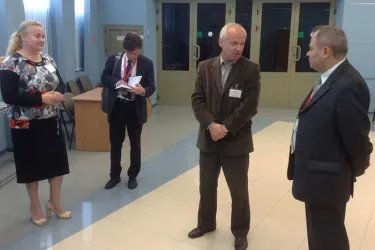 Встреча с членами УИК №32 (завод БАТЭ, г. Борисов)