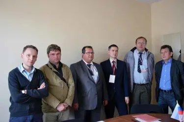 Посещение регионального отделения партии «РОДИНА» (Санкт-Петербург)