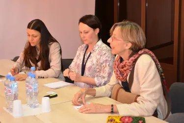 Встреча с главой Миссии наблюдателей от БДИПЧ ОБСЕ Таной де Зулуета