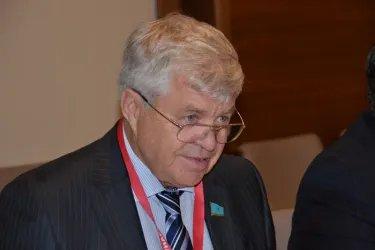 Встреча со специальным координатором Миссии ПА ОБСЕ Кентом Харстедтом и главой делегации ПА ОБСЕ Иваной Добесовой