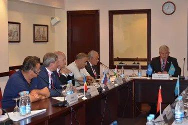 Итоговое совещание группы международных наблюдателей от МПА СНГ