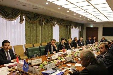 Встреча с заместителем руководителя фракции ЛДПР Ярославом Ниловым