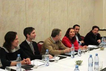 Наблюдатели от МПА СНГ встретились c наблюдателями от ОБСЕ