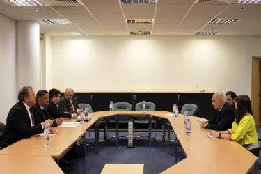 Наблюдатели от МПА СНГ встретились c наблюдателями от БДИПЧ ОБСЕ
