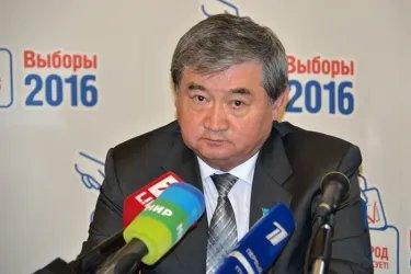 Наблюдатели от МПА СНГ посетили информационный центр Санкт-Петербургской избирательной комиссии