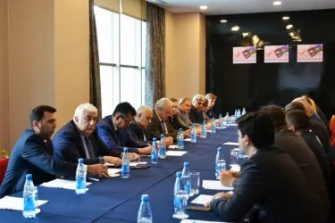 Встреча с представителями инициативной группы по проведению референдума «Муниципалитет»