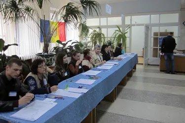 Работа Миссии наблюдателей от СНГ
