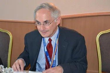 Встреча с главой Миссии наблюдателей БДИПЧ ОБСЕ  Дугласом Уэйком
