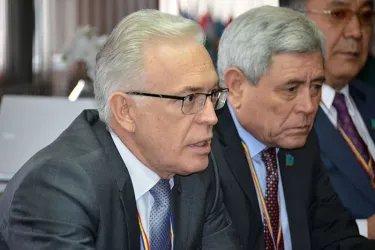 Встреча с кандидатом от Партии социалистов Республики Молдова Игорем Додоном