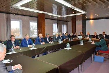 Встреча с кандидатом на пост Президента Республики Молдова Майей Санду