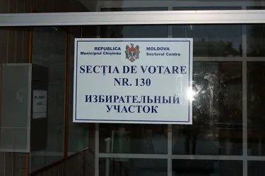 Алексей Сергеев посетил избирательные бюро Кишинева