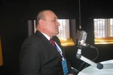 Наблюдатели от МПА СНГ в эфире радиостанции «Спутник»