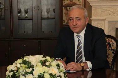 Встреча с Генеральным секретарем ПА ЧЭС Асафом Гаджиевым