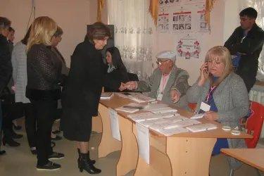 Наблюдатели от МПА СНГ на избирательных участках в течение дня