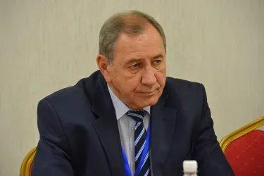 Встреча с главой миссии БДИПЧ ОБСЕ Александром Кельчевским