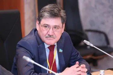 Организационное совещание группы международных наблюдателей от МПА СНГ в Санкт-Петербурге