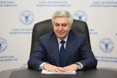 Встреча с Председателем СПбИК Виктором Панкевичем