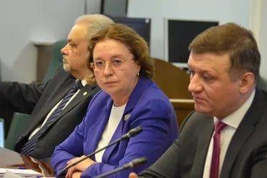Встреча с руководством избирательного штаба Владимира Жириновского