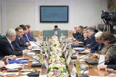 Встреча с Председателем Комитета СФ ФС РФ по международным делам Константином Косачевым