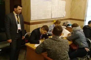 Наблюдение на зарубежных избирательных участках в Баку