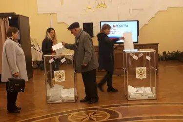 Наблюдение на зарубежных избирательных участках в Ереване