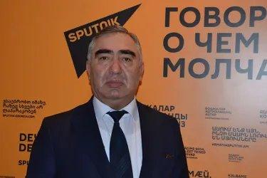 Хайрулло Асозода в эфире радиостанции Sputnik