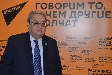 Мухтар Ерман в эфире радиостанции Sputnik
