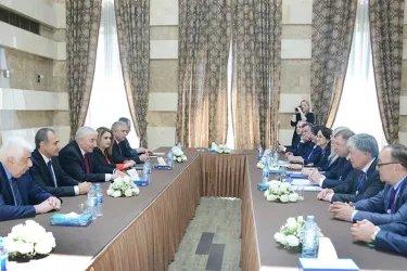Встреча в ЦИК Азербайджанской Республики