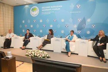 «Женщины за устойчивое промышленное развитие»