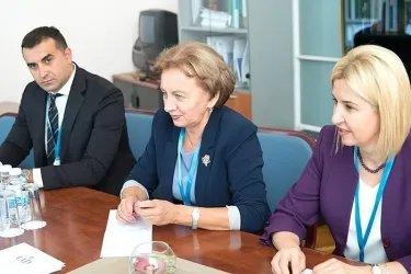 Двусторонняя встреча делегации Республики Молдова с Константином Косачевым