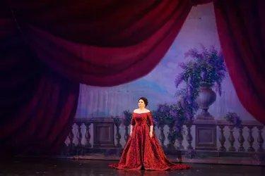 Гала-концерт оперы и балета в Мариинском театре