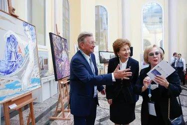 «Всемирный музей. Встреча полюсов мировой культуры: Санкт-Петербург – Париж»