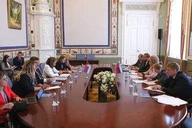 Встреча с Майей Гойкович