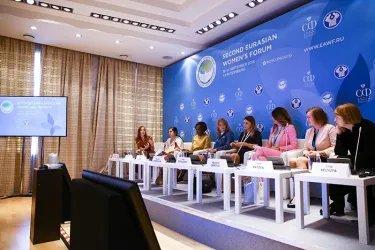 «Женская кооперация в международной торговле»
