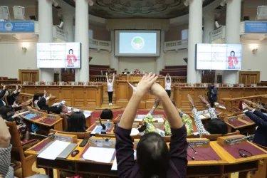 «Женщины за устойчивое развитие глобального мира»