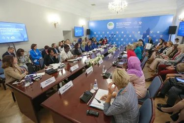 Саммит женщин-дипломатов