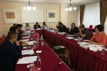 Второй день работы Совета по делам молодежи СНГ