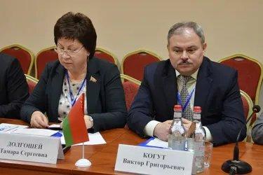 Организационное совещание группы наблюдателей от МПА СНГ
