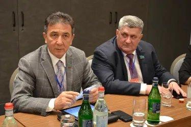 Встреча с руководством штаба блока Мой шаг