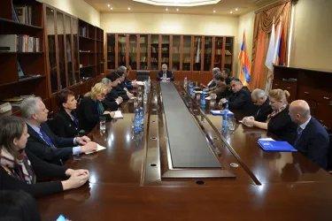 Встреча с представителями штаба Республиканской партии