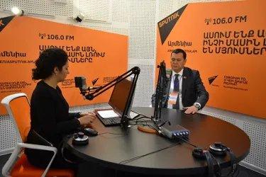 Мирлан Бакиров в ИА Sputnik, 09.12.18