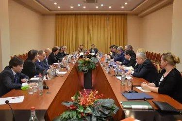 Итоговое совещание группы международных наблюдателей от МПА СНГ, 09.12.18