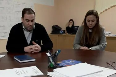 Беседа с членами окружного избирательного совета (ОИС) № 45 на территории АТО Гагаузия