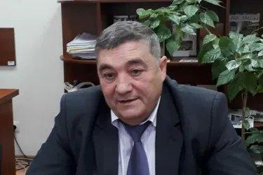 Кандидат от Демократической партии Молдовы Федор Минку