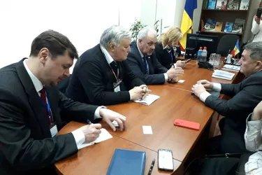Наблюдатели посетили предвыборный штаб кандидата Федора Минку
