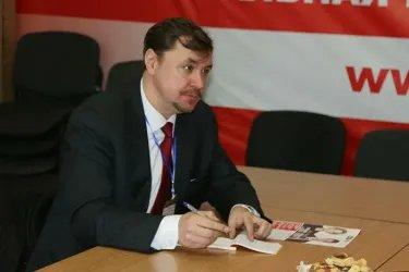 Встреча с кандидатом от Партии социалистов Республики Молдова Александром Суходольским