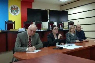 Встреча в ЦИК для кандидатов, наблюдателей с привлечением СМИ