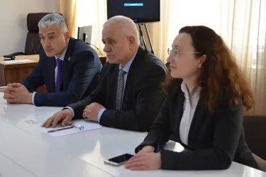 Встреча международных наблюдателей от МПА СНГ с партией ACUM, 23.02.19