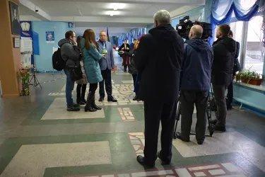 Координатор группы наблюдателей от МПА СНГ Бекас Бекназаров ответил на вопросы журналистов