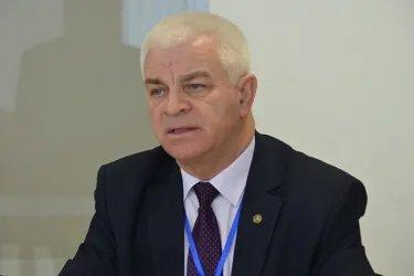 Виктор Гуминский принял участие во встрече с представителями БДИПЧ ОБСЕ